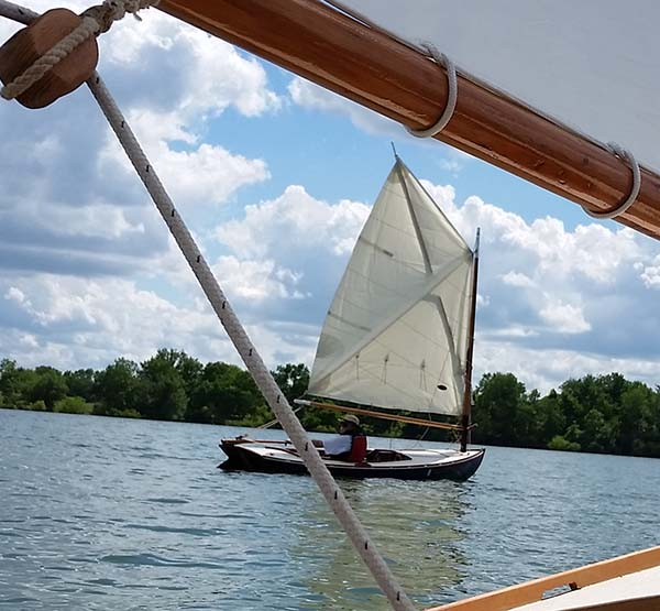 Stitch And Glue Melonseed | Free Boat Plans TOP